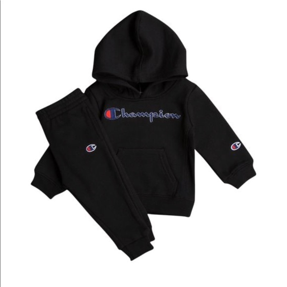 champion sweatsuit kids